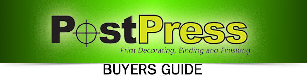 PostPress Buyers Guide